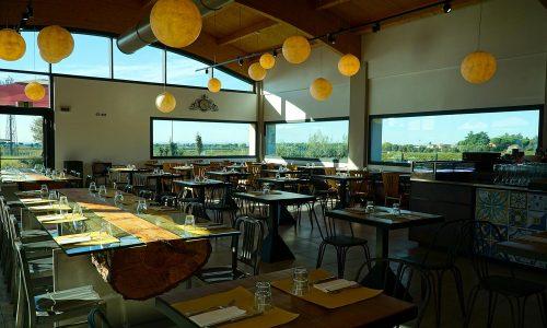 interno ristorante stazione mole