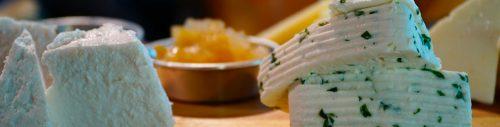 ricotta e formaggi vari