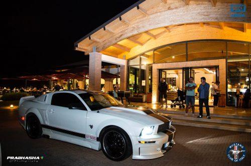 Mustang autoraduno location roma